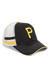 Men's American Needle 'Foundry Pittsburgh Pirates' Mesh Back Baseball Cap