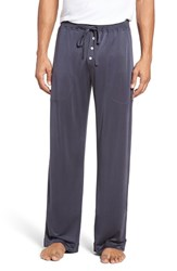 Daniel Buchler Men's Luxe Silk Lounge Pants
