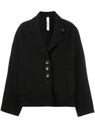 Damir Doma Oversized Jacket Black