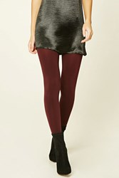 Forever 21 Opaque Tights