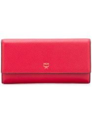 Mcm 'Milla' Wallet Red