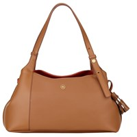 Nica Tilda Large Shoulder Bag Chestnut