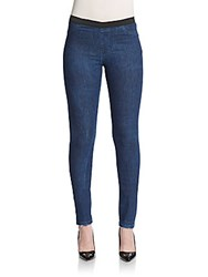 Zadig And Voltaire Pharly Jeggings Blue