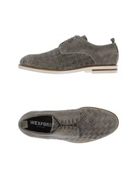 Wexford Footwear Lace Up Shoes Men