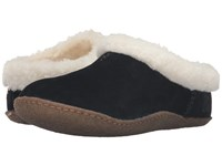 Sorel Nakiska Black Women's Slippers