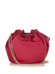 Diane Von Furstenberg Love Power Mini Bucket Bag Pink