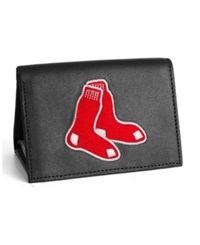 Rico Industries Boston Red Sox Trifold Wallet Black