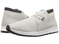 Native Apollo Chukka Hydro Pigeon Grey Jiffy Black Shell White Jiffy Rubber Lace Up Casual Shoes
