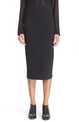 Women's T By Alexander Wang Ponte Knit Pencil Skirt