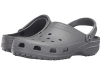 Crocs Classic Cayman Unisex Smoke Clog Shoes Gray