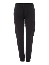 Duck And Cover Formula Jog Pant With Pocket Zip Black