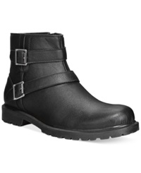 Alfani Carmine Double Buckle Boots Only At Macy's Men's Shoes