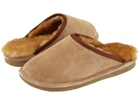 Old Friend Scuff Chestnut Men's Slippers Brown
