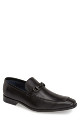 Rush By Gordon Rush 'Birch' Apron Toe Slip On Black