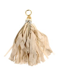 Rada' Key Rings Beige