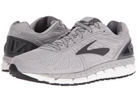 Brooks Beast '16 Suede Silver Anthracite Men's Running Shoes Gray