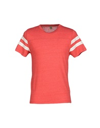 Alternative Earth T Shirts Red
