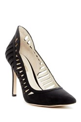 Bcbgeneration Tillie Laser Cut Pump Wide Width Available Black