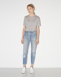 Re Done High Rise Relaxed Jean Blue