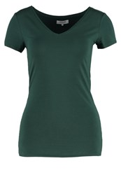Zalando Essentials Basic Tshirt Dark Green