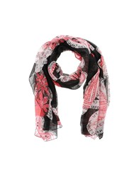 Desigual Accessories Oblong Scarves Women Black
