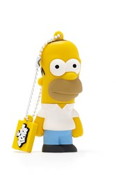 Forever 21 Tribe Homer Usb Flash Drive Yellow Multi