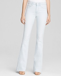 Paige Denim Jeans Bloomingdale's Exclusive High Rise Bell Canyon Flare In Powell