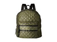 Steve Madden Benvoy Quilted Backpack Green Backpack Bags