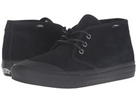 Vans Prairie Chukka Mte Black Women's Lace Up Boots