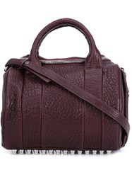 Alexander Wang 'Rocco' Tote Pink And Purple