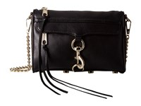 Rebecca Minkoff Mini Mac Black 1 Cross Body Handbags