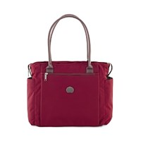 Delsey Montmartre Ladies Tote Bordeaux