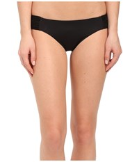 Becca Venise American Bottom Black Women's Swimwear