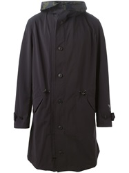 Y 3 Parka Coat Black