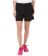Puma Scoop Shorts Black Women's Shorts