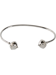 Jade Jagger Disco Balls Bangle Metallic