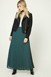 Forever 21 Contemporary Accordion Skirt