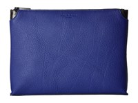 Rag And Bone Medium Pouch Cobalt