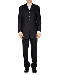 Tiziano Reali Suits Steel Grey