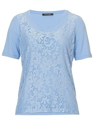 Betty Barclay T Shirt Frost Blue