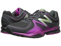 New Balance Wx1267 Black Pink Women's Cross Training Shoes