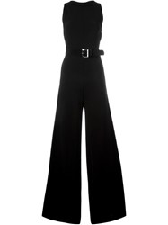 Dsquared2 Belted Jumpsuit Black