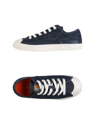 Carhartt Low Tops And Trainers Dark Blue