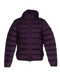 M.Grifoni Denim Coats And Jackets Down Jackets Men Mauve