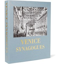 Assouline Venice Synagogues Hardcover Book Gray