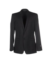 Dolce And Gabbana Blazers Dark Blue