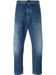Ports 1961 'Wide' Jeans Blue