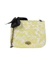 Darling Handbags Acid Green