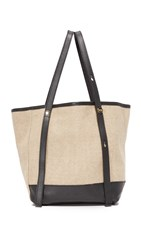 See By Chloe Andy Canvas Tote Bag Sand