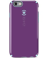 Speck Candyshell Phone Case For Iphone 6 6S Acai Purple Aloe Green